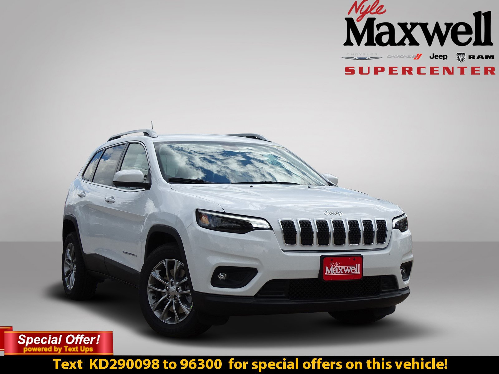 Pre Owned 2019 Jeep Cherokee Laude Plus