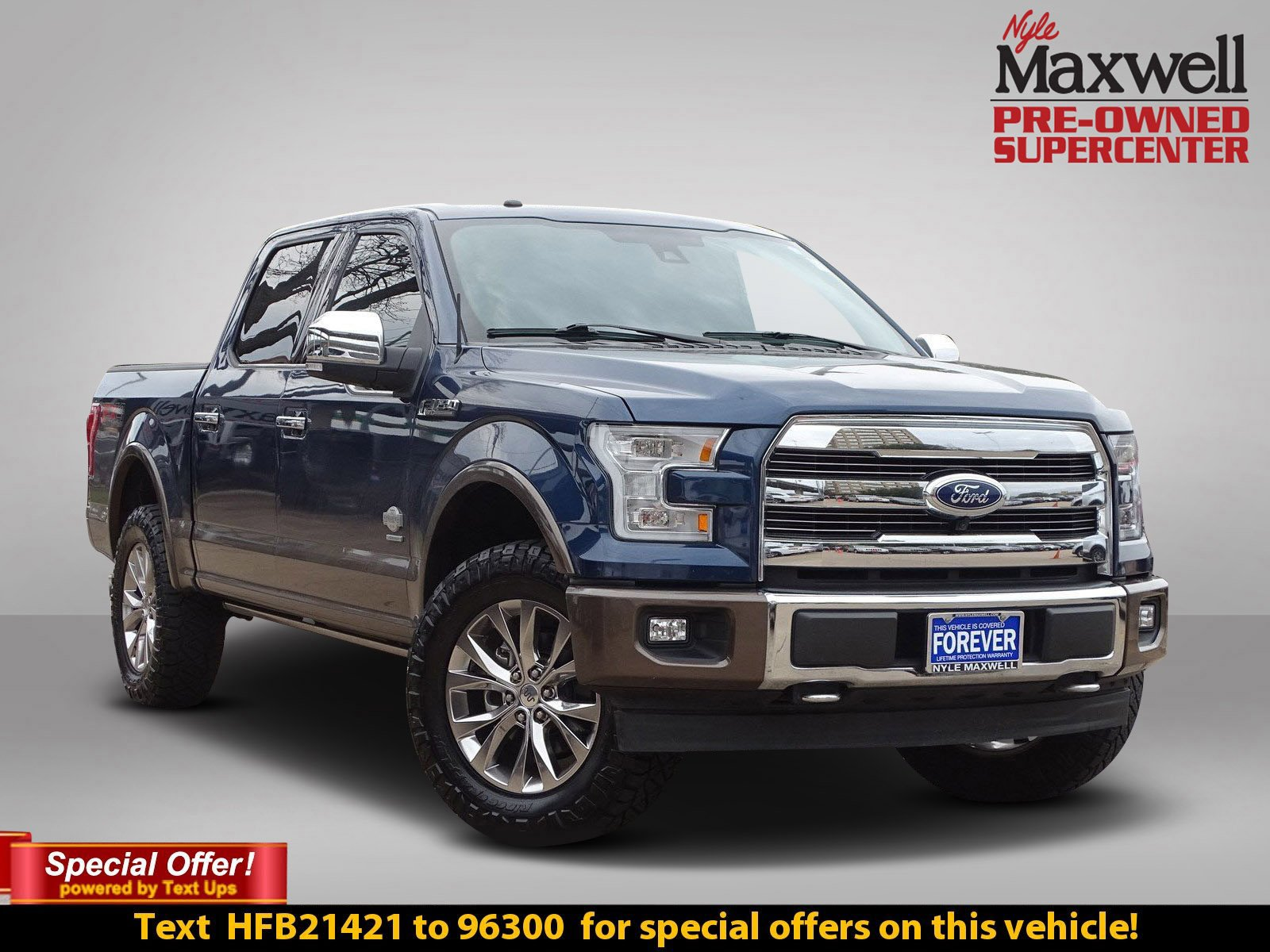 Certified Pre-Owned 2017 Ford F-150 King Ranch