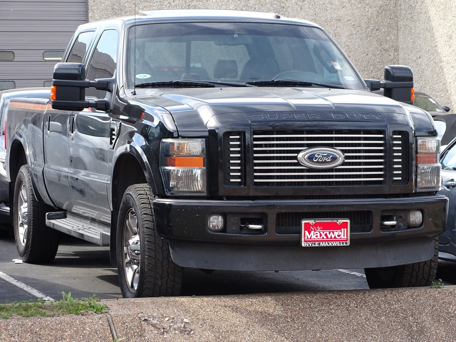 Pre-Owned 2008 Ford Super Duty F-250 SRW Harley-Davidson