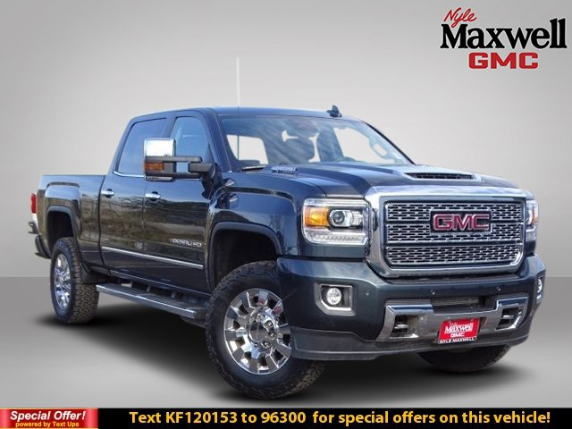 Certified Pre-Owned 2019 GMC Sierra 2500HD Denali