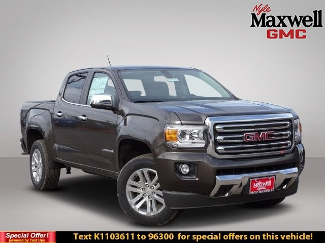New 2019 Gmc Canyon Slt 4d Crew Cab In Round Rock 219093 Nyle