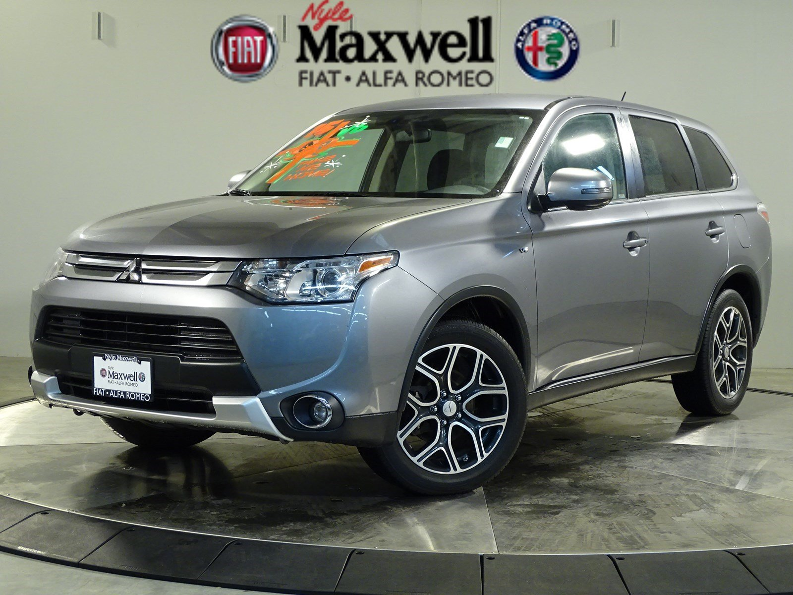 Certified Pre-Owned 2015 Mitsubishi Outlander GT