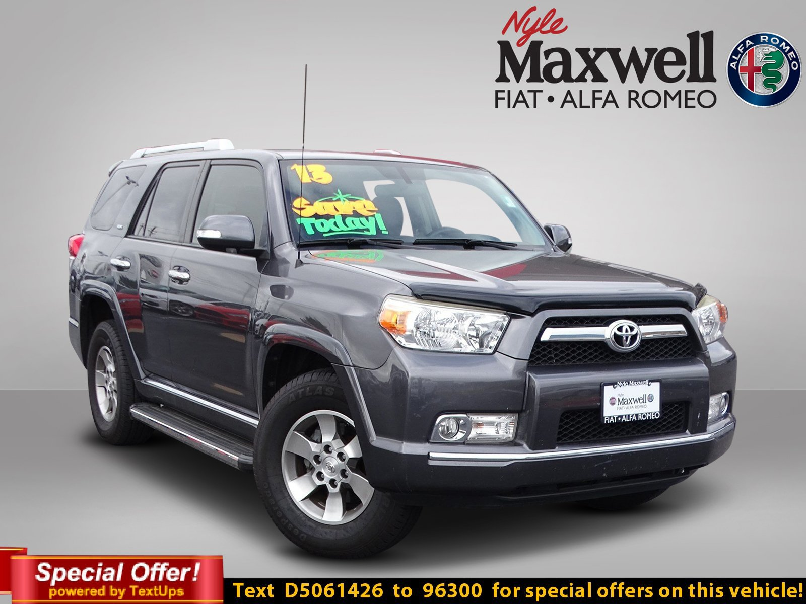 Certified Pre-Owned 2013 Toyota 4Runner