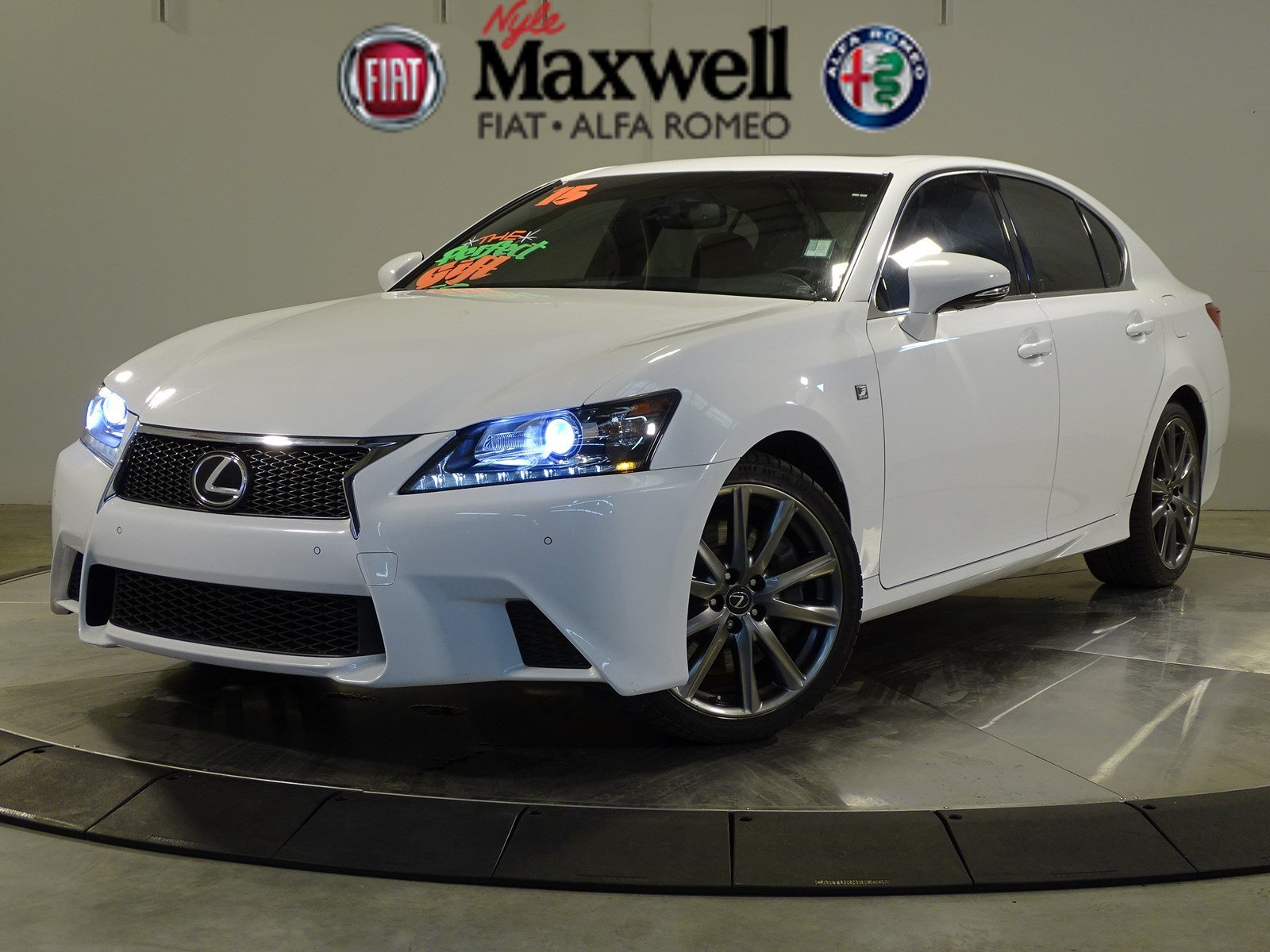 Certified Pre-Owned 2015 Lexus GS 350 350