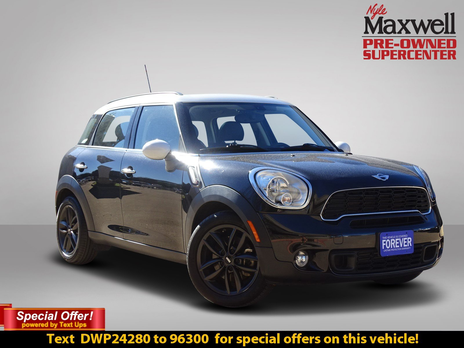 Certified Pre-Owned 2013 MINI Cooper Countryman S