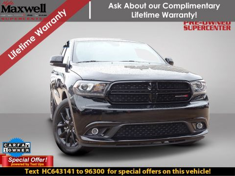 Certified Pre-Owned 2017 Dodge Durango R/T RWD Sport Utility