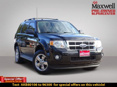Certified Pre-Owned 2010 Ford Escape XLT