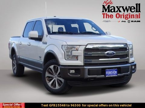 Certified Pre-Owned 2016 Ford F-150 King Ranch