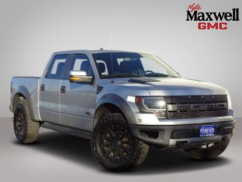 Certified Pre-Owned 2014 Ford F-150 SVT Raptor