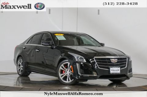 2016 Cadillac CTS 3.6L Twin Turbo V-Sport