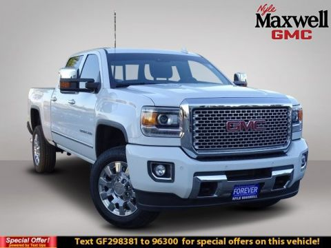 Certified Pre-Owned 2016 GMC Sierra 2500HD Denali