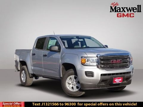 New 2018 GMC Canyon Base