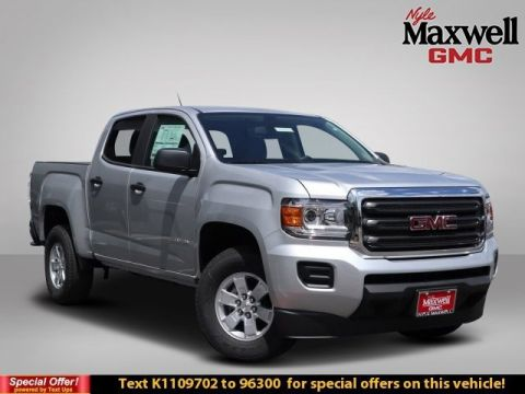 New 2019 GMC Canyon Base
