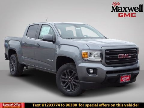 2019 GMC Canyon SLE1