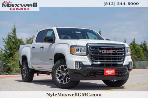 2021 GMC Canyon AT4 w/Leather