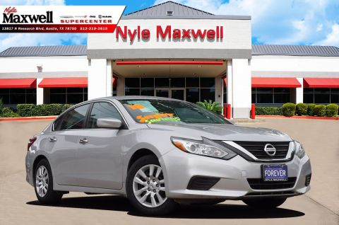 Pre-Owned 2018 Nissan Altima FWD 4dr Car