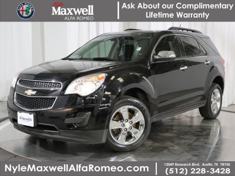 Certified Pre-Owned 2014 Chevrolet Equinox LT AWD Sport Utility