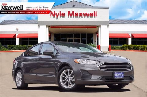 Pre-Owned 2019 Ford Fusion Hybrid SE FWD 4D Sedan