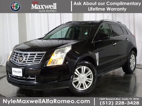 Certified Pre-Owned 2016 Cadillac SRX Luxury Collection AWD Sport Utility