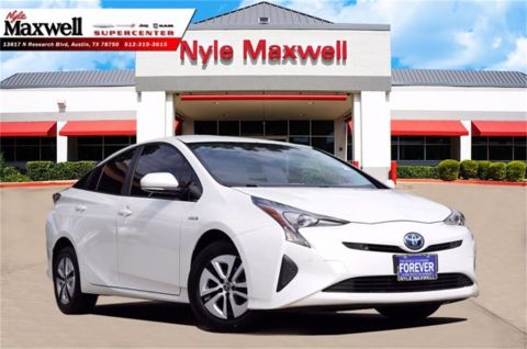 Pre-Owned 2018 Toyota Prius Two FWD 5D Hatchback
