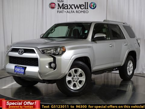 Certified Pre-Owned 2016 Toyota 4Runner
