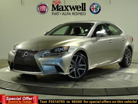 Certified Pre-Owned 2015 Lexus IS 350 350