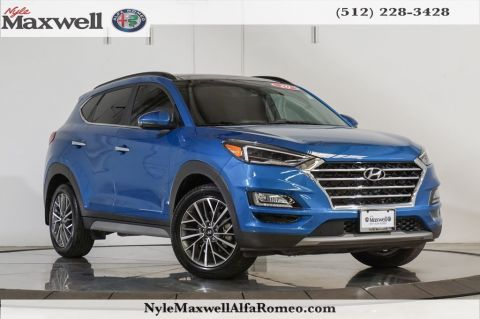 Pre-Owned 2020 Hyundai Tucson Ultimate FWD 4D Sport Utility