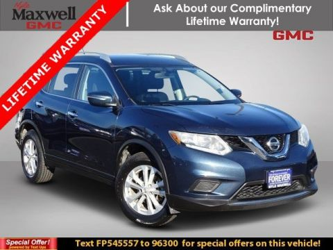 Certified Pre-Owned 2015 Nissan Rogue SV FWD Sport Utility