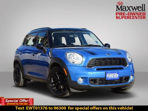Certified Pre-Owned 2014 MINI Cooper Countryman S