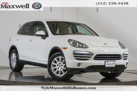 Pre-Owned 2014 Porsche Cayenne Base AWD 4D Sport Utility